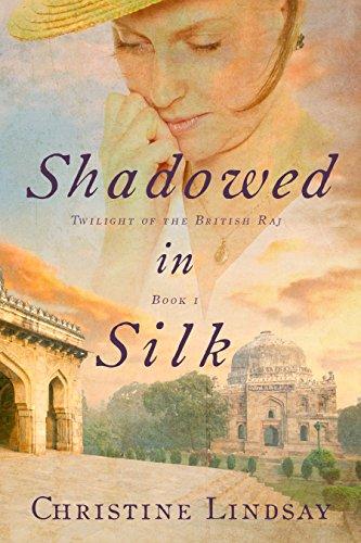 Book: Shadowed in Silk by Christine Lindsay