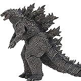 DZLXY Dinosaurio Realista Godzilla, Decoración de Escritorio de Regalo de Juguete para niños, para Godzilla Modelo de Juguete Modelo de figurilla Hecha a Mano Godzilla