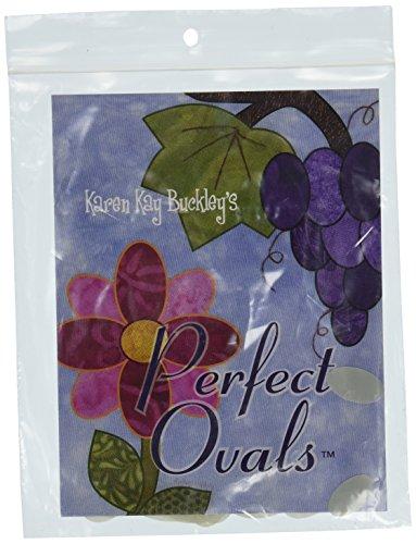 Karen Kay Buckley Karen Kay Buckley's Perfect Ovals Template