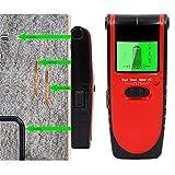 CRZJ Stud Finder Sensor-Wandscanner, Stud Finder Sensor-Wandscanner, 4-in-1-Metall-AC-Draht Stud-Wandscanner, Kabelsuchgerät Wall Wire Detector