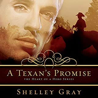 A Texan's Promise audiobook cover art