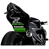 Sticker 3M Z-Street Kawasaki z800/z800E (Candy Lime Green)