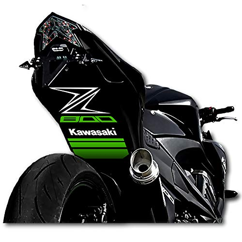 Sticker 3M Z-Street Kawasaki z800/z800E (Candy Lime Green