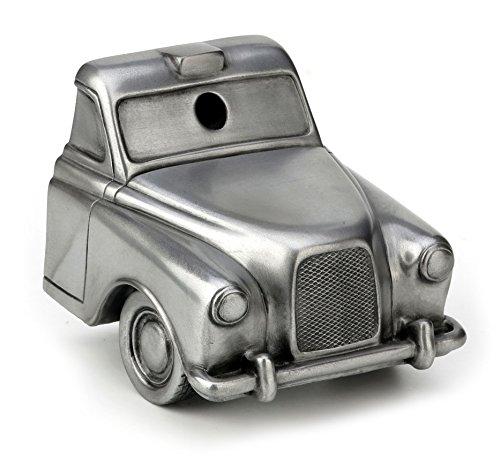 Bier Buddies - Standaard maat (zilver - Taxi)