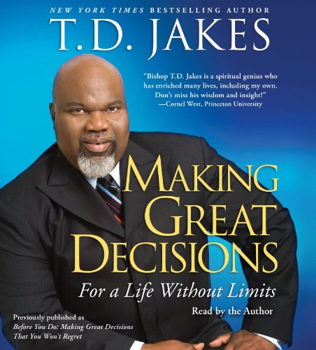 Making Great Decisions audiobook cover art