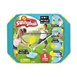 Swingball 5 in 1 Set Outdoor Games - Including Swingball Tetherball, Volleyball,...