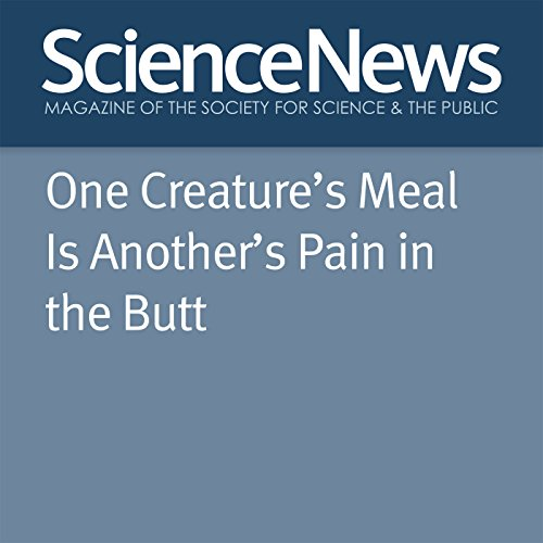 One Creature's Meal Is Another's Pain in the Butt cover art