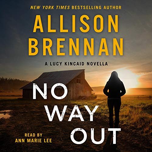 No Way Out Audiobook By Allison Brennan cover art