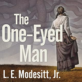The One-Eyed Man audiobook cover art