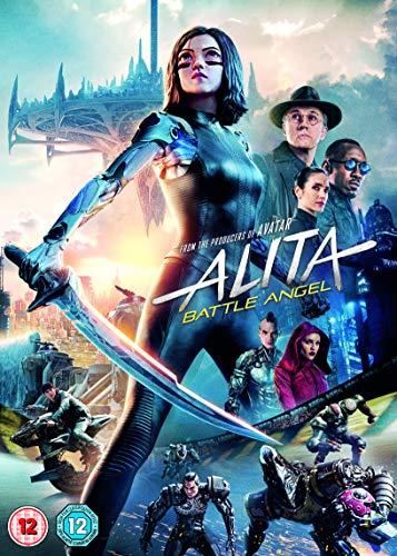 Alita Battle Angel DVD [UK Import]