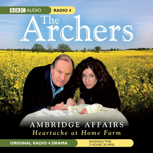 The Archers audiobook cover art