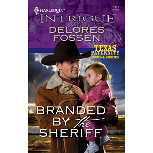 Branded by the Sheriff audiobook cover art