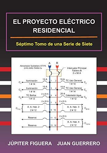 EL PROYECTO ELÉCTRICO RESIDENCIAL: 7 (Instalaciones Eléctricas Residenciales)
