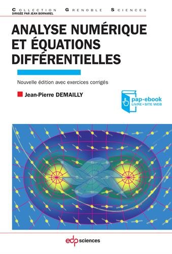 Analyse numérique et équations différentielles