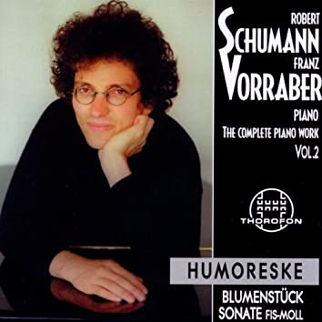 Robert Schumann: Complete Piano Work 2