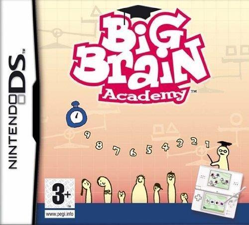Big Brain Academy [Spanisch Import]