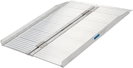 Discount Ramps Silver Spring SCG-3 Folding Mobility and Utility Ramp-600lb. Capacity, 3'Long