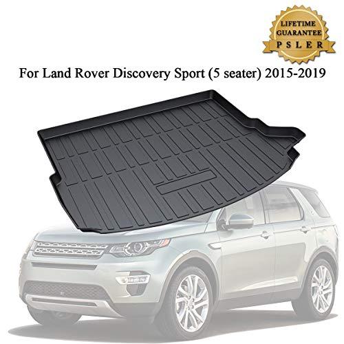 Auto Allwetter Wasserdicht Protector Pad Hinten Cargo Liner Trunk Kofferraummatte für Discovery Sport (5 seater) 2015-2019