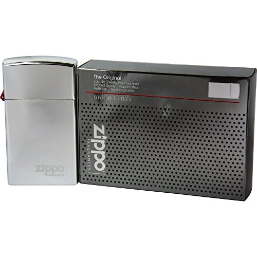 Zippo Original Fragrances Eau de Toilette homme/man, 50 ml