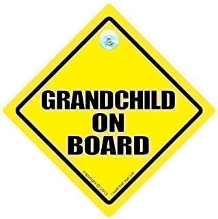 grandbaby on board