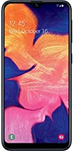Tracfone Samsung Galaxy A10e 4G LTE Prepaid Smartphone (Locked) - Black - 32GB - SIM Card Included - CDMA (Free $20 Airtime Activation Promotion)