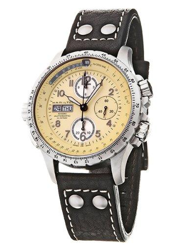 Hamilton Orologio Automatico da Polso Uomo | Watches Khaki X-Wind H77666523