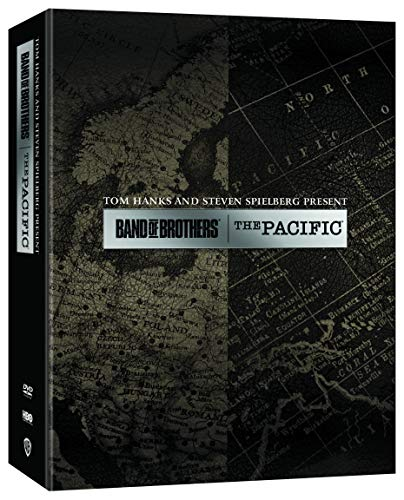 Coffret band of brothers ; the pacific
