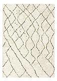 Decoweb Tapis Motif Berbère - Pharak (200 x 290 cm)