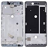 MENGHONGLLI Accessoires de Remplacement de téléphone Portable Boîtier Avant Plaque de Cadre LCD...