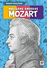 Wolfgang Amadeus Mozart (Amazing Young People)