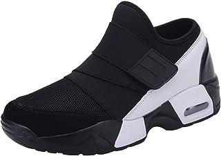 LICO Nelson Chaussures Hommes Chaussures De Course Sport Baskets Sneaker basses Blanc