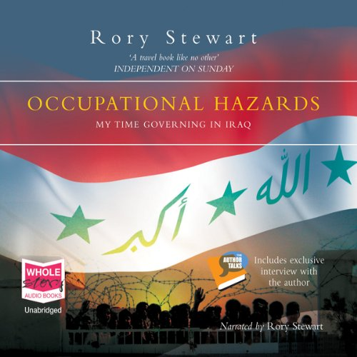 Occupational Hazards audiobook cover art