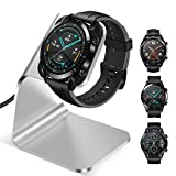 CAVN Cargador Compatible con Huawei Watch GT 2 / GT 2e/ GT/ GT Active Charger, Charger Stand Station Cradle Charging Cable Charging Dock Compatible para GT 2 Watch / Honor Magic 2