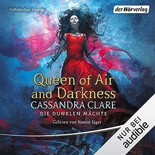 Queen of Air und Darkness Titelbild