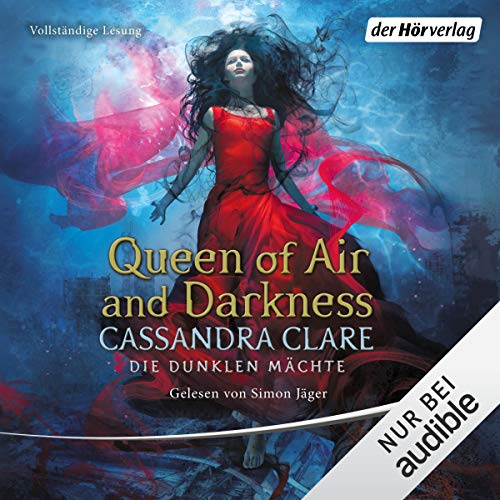Queen of Air und Darkness (German edition) cover art