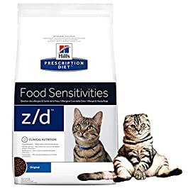AETN Future Hills Prescription Diet Feline z/d Food Sensitivities Cat Dry Food 4kg