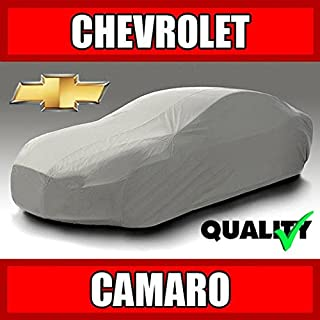 AutoPartsMarket Chevy Camaro Z28 1993 1994 1995 1996 1997 1998 1999 2000 2001 2002 Ultimate Waterproof Custom-Fit Car Cover