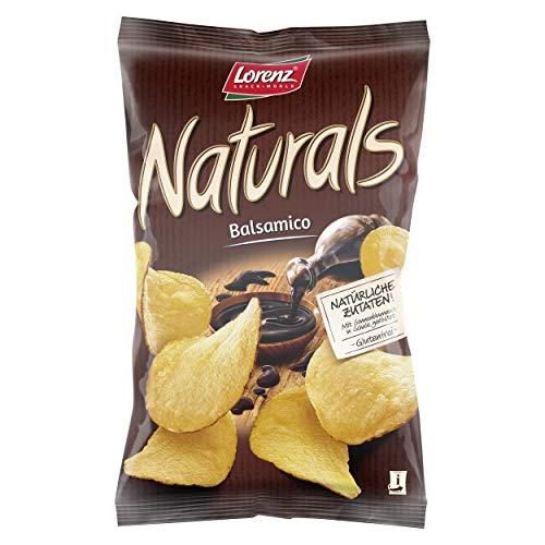 Lorenz Snack World Naturals Balsamico, 12er Pack (12 x 95 g)