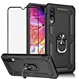 Best Share for Samsung Galaxy A70 Case & Tempered Glass Screen...