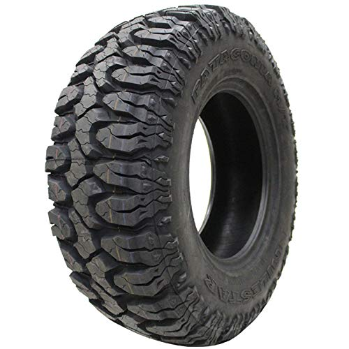 Mud-Terrain Radial Tire