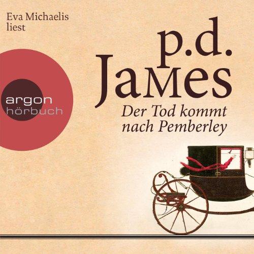 Der Tod kommt nach Pemberley Titelbild
