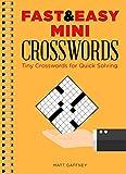 Fast & Easy Mini Crosswords: Tiny Crosswords for Quick Solving
