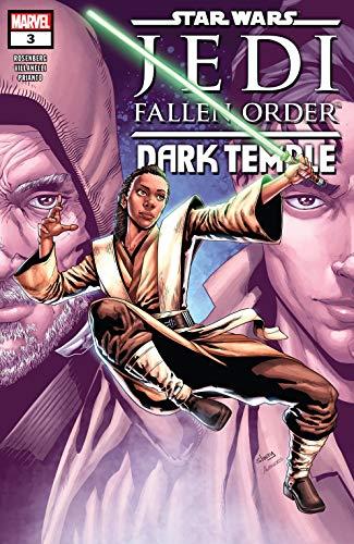 Star Wars: Jedi Fallen Order – Dark Temple (2019) #3 (of 5) (English Edition)