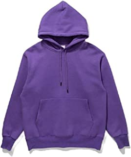 Mogogo Men's Thicken Fleece with Pockets Drawstring Hooded Sweatshirt