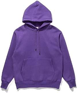 Mogogo Men's Thicken Fleece with Pockets Drawstring Hooded Sweatshirt