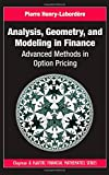 Analysis, Geometry, and Modeling in Finance - Advanced Methods in Option Pricing