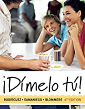 Dimelo tu!: A Complete Course (with Audio CD) (World Languages)
