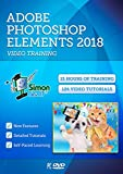 Photoshop Elements 2018 Self-Paced DVD Training Course By Simon Sez IT   Perfect Images & Pictures With A 15-Hour, Comprehensive & Easy To Follow Course
