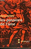 Les passions de l'ame. collection - Idees n° 203 - NRF Gallimard - Collection