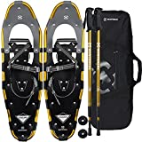 Best Snowshoes - Winterial Highland Snowshoes 30 Inch Lightweight Aluminum Rolling Review